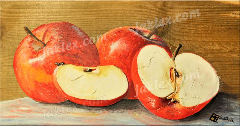 Äpfel - Elke Keitsch